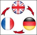 Est-ce anglais ou allemand ? I love German.