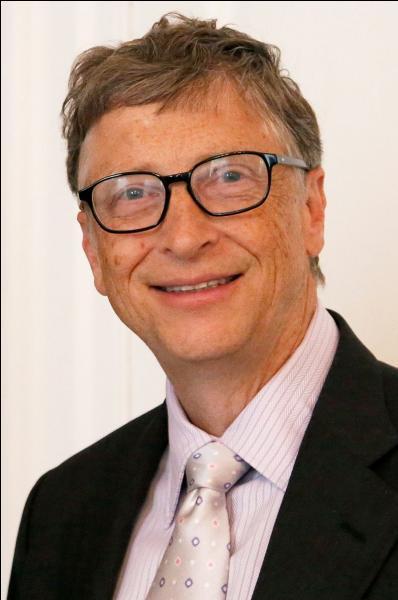 L'informaticien américain, cofondateur de Microsoft, voit le jour le 28 octobre à Seattle. C'est...
