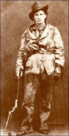 Née en 1852, Calamity Jane n'est pas un personnage de fiction, quel était son nom ?