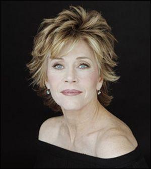 Pour quelle grande marque de cosmétiques Jane Fonda fut-elle l'égérie ?