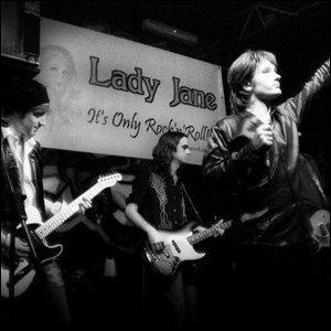 "Qui chantait ""Lady Jane"" ?"