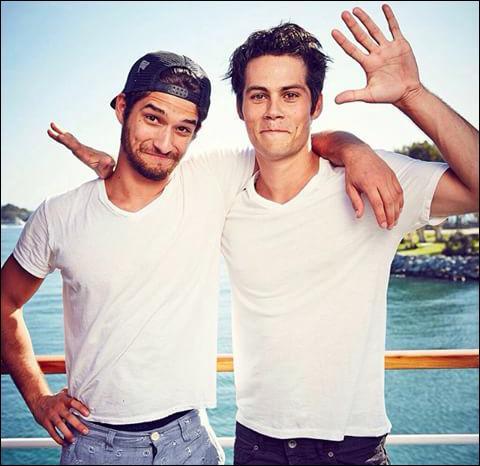 Lequel de ces groupes ne sont pas deux meilleurs amis ? (On sait tous que Scott et Stiles sont inséparables alors je ne les ai pas mis)