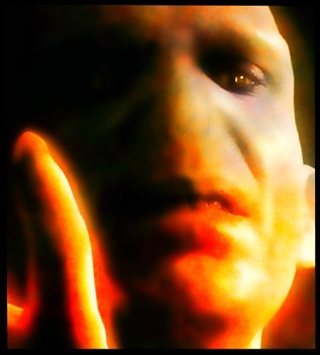 À l'écoute de mon plan, à la vue de la puissance qui émanait de mon corps – pourtant diminué – on vit passer dans les yeux de Croupton une lueur démente. Il concevait clairement qu'à la simple annonce de