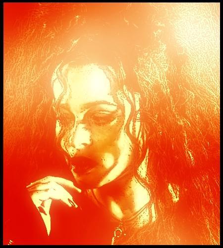 Malefoy apostat ; Bellatrix enchaînée ; attendant ce fidèle, réduit à moins qu'un fantôme, je fus une ultime fois forcé d'admettre que je ne pouvais compter