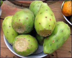 """Dans le Sud de Madagascar, la population consomme du """"raketa"""" à cause du manque d'eau. Mais de quelle plante des régions arides est-ce le fruit ?"""