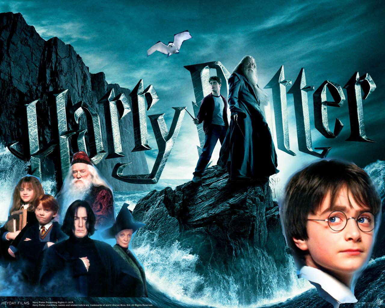 Harry Potter (3)
