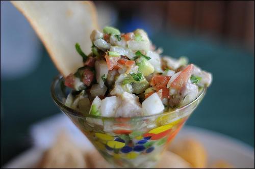 Poisson cru mariné dans du citron vert, quel est ce plat mexicain et péruvien ?