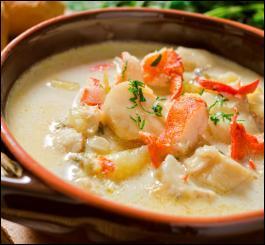 Quel est ce plat français, typiquement méditerranéen fait avec des poissons blancs liés avec une sauce aïoli ?