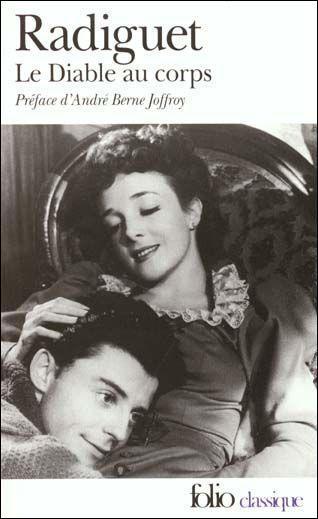 "Raymond Radiguet : ""Celui qui aime ... celui qui n'aime pas."""