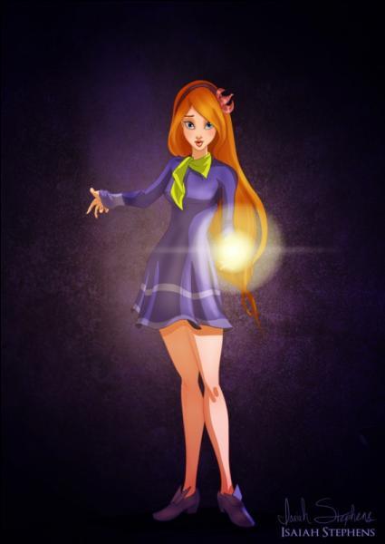Notre belle Giselle (Il était une fois) fait désormais partie de la bande à Scooby-Doo. Quel personnage représente-t-elle ici ?