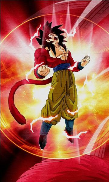 Si on compte Dragon Ball GT, combien de transformations a Goku ? (Pas DBS)