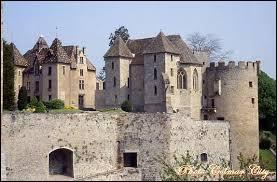 Voici le château de Couches. Village viticole et agricole, en Bourgogne, il se situe dans le département ...