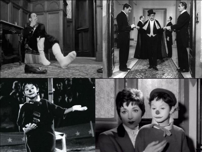 C'est une comédie française de 1964, il a été réalisé par Pierre Etaix.Pierre Étaix, Claudine Auger, Luce Klein, Philippe Dionnet… font partie de la distribution. Un riche jeune homme s'ennuie en pensant à la fille qu'il avait aimée, un cirque approche, et là, il la retrouve ! Quel est ce film ?