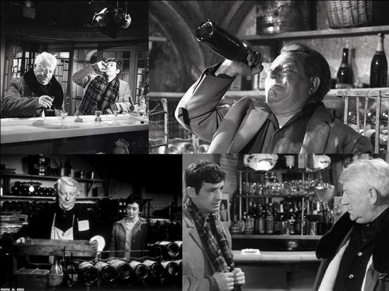 C'est une comédie dramatique française de 1962, il a été réalisé par Henri Verneuil.Jean Gabin : Albert Quentin, Jean-Paul Belmondo, Suzanne Flon, Noël Roquevert… font partie de la distribution. En juin 1944, au cours d'un bombardement allié, un hôtelier alcoolique décide d'arrêter de boire. Tiendras-t-il ? L'arrivée d'un client va le faire « craquer » ! Quel est ce film ?