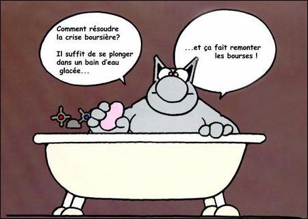 Dis-nous Yozzy, toi qui est belge, quelle différence y a-t-il entre un lavabo bouché et un français ?