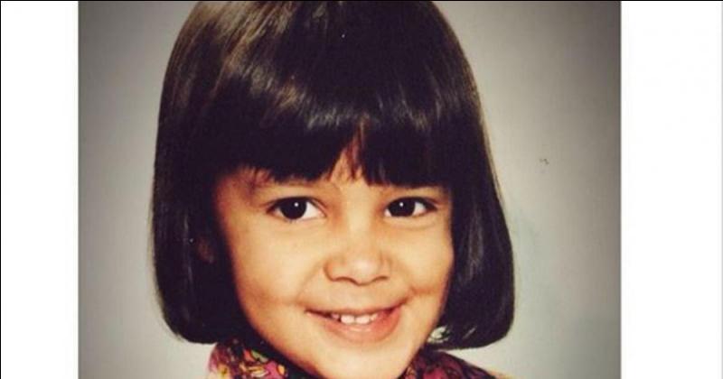 Qui est cette charmante petite fille ?