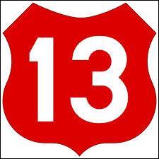 Comment dit-on le chiffre 13 en espagnol ?