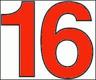 Comment dit-on le chiffre 16 en espagnol ?