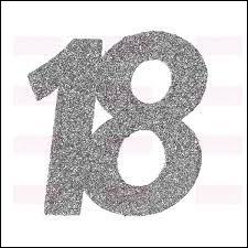 Comment dit-on le chiffre 18 en espagnol ?