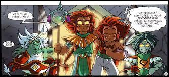 Qui est celui qui est avec Gryf ?