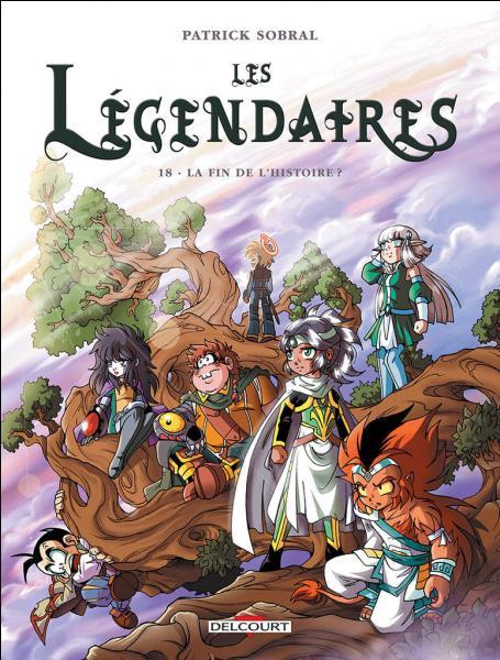 """Quel titre porte le tome 18 des """"Légendaires"""" ?"""