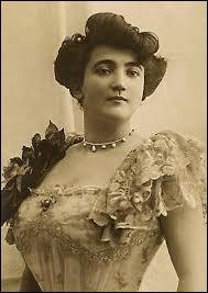 Quelle célèbre cantatrice française du début du XXe siècle s'est illustrée un millier de fois dans le rôle-titre de Carmen de Georges Bizet ?