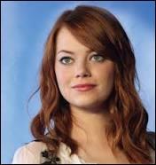 """Quelle actrice américaine peut-on voir dans """"The Amazing Spider-Man"""" ou les séries """"Medium"""", """"Malcolm"""" et """"iCarly"""" ?"""
