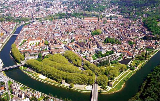 Préfecture du Doubs.