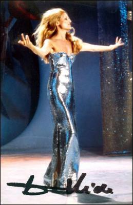 Chantée par Dalida.