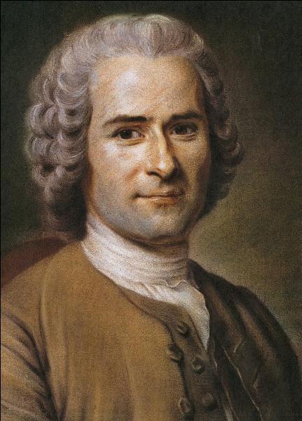 Jean-Jacques Rousseau a écrit :