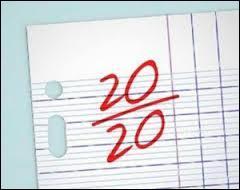 Une note est un nombre attribué pour évaluer un travail. C'est aussi...