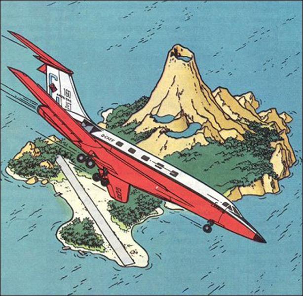 Album de Tintin.
