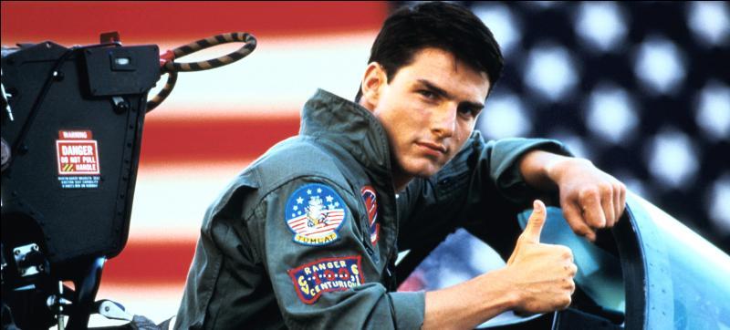 Film avec Tom Cruise et Val Kimer.