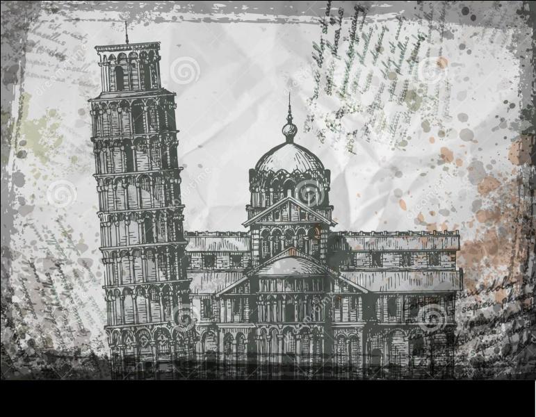 En quelle année débuta la construction de la tour de Pise ?