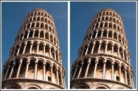 Quel est le degré d'inclinaison de la tour de Pise après sa restauration ?