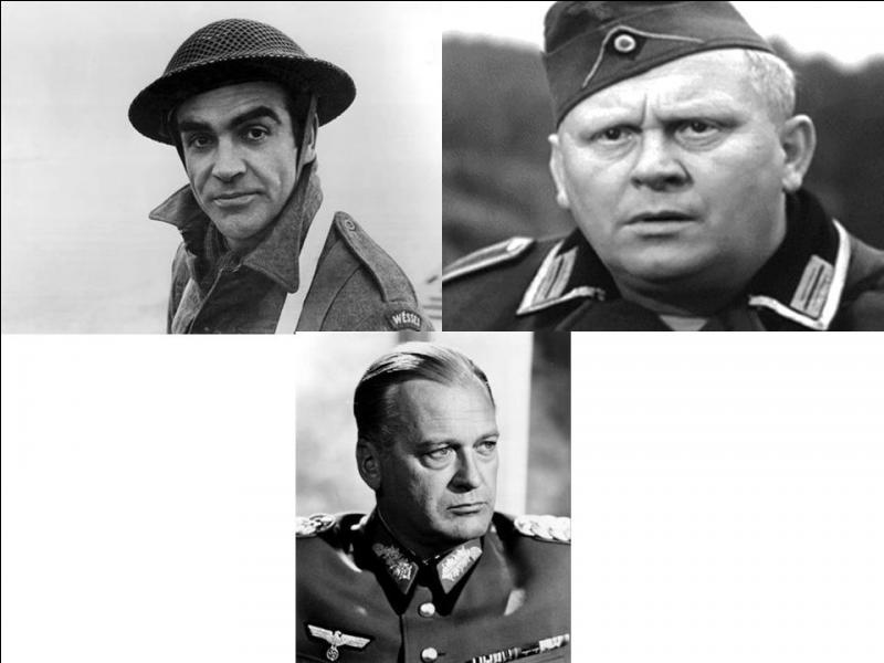 Au cinéma, ces trois acteurs seront souvent opposés ! En effet, l'un d'eux s'opposera aux deux autres dans le futur, mais pas dans le même style de films ! A votre avis, qui sont-ils et où les retrouverons-nous ?