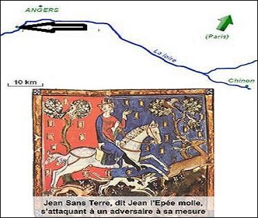 Louis VIII le Lion remporta une victoire sur Jean sans Terre, en 1214. Laquelle ?