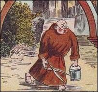 1119, date qui laissa un terrible et cruel souvenir à Héloïse. Que vous suggère l'illustration ?