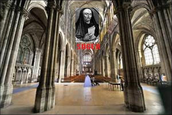 Quel splendide édifice vit ses débuts de construction en 1132 ?