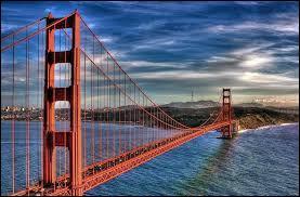 Dans quel pays faut-il se rendre pour admirer le Golden Gate Bridge ?