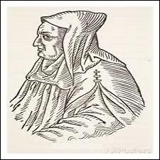 Qui est le dominicain, grand savant du Moyen Âge, commentateur de la pensée d'Aristote qu'il s'attacha à concilier avec la doctrine chrétienne ?