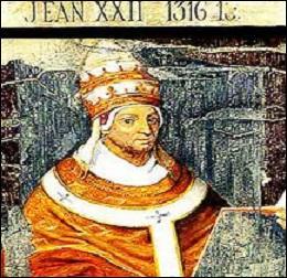 Quel est le lieu de naissance de Jacques Duèze, devenu Jean XXII en 1316 ?