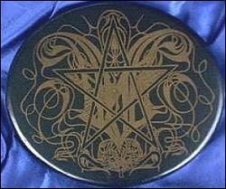 Que symbolise le pentacle ?