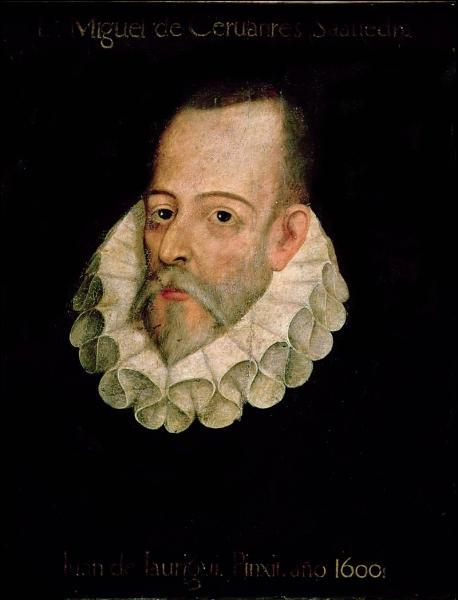 Miguel de Cervantès Saavedra a écrit :