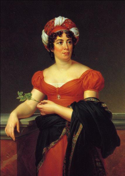 Madame de Staël (Anne-Louise Germaine Necker, baronne de Staël-Holstein) a écrit :