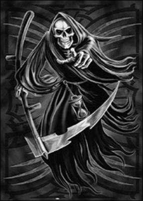 La mort porte aussi le nom de...