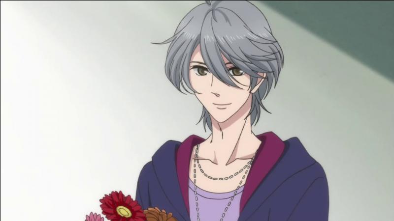 Je suis le dixième fils de la famille Asahina et connaît le langage des fleurs. Je me nomme :
