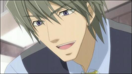 Je suis un célèbre écrivain ainsi que le précepteur de Misaki dont je suis amoureux. Je suis :