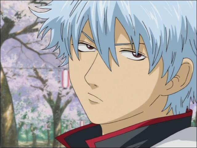 """Je suis un freelanceur ainsi qu'un samouraï et suis surnommé """"Shiroyasha"""". Je suis :"""