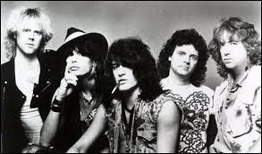 À quel groupe de rock américain doit-on la chanson « Dream on » ?